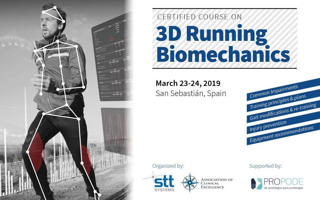 Curso de Biomecánica 3D