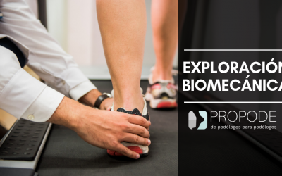 Exploración biomecánica