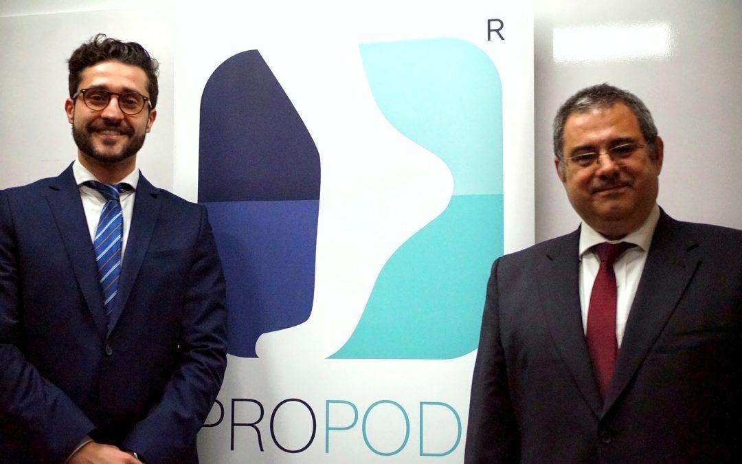 PROPODE firma un acuerdo con Findirect