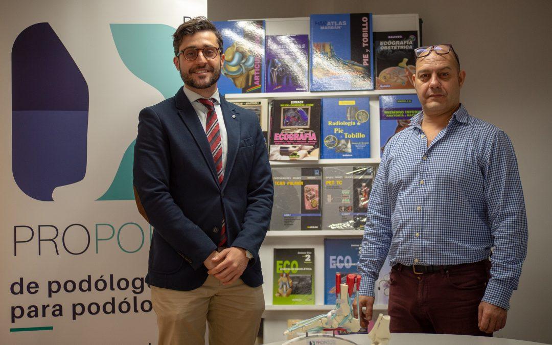 Propode anuncia un acuerdo con Marbán Libros