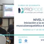 Curso de Ecografía Musculoesquelética de Pie y Tobillo