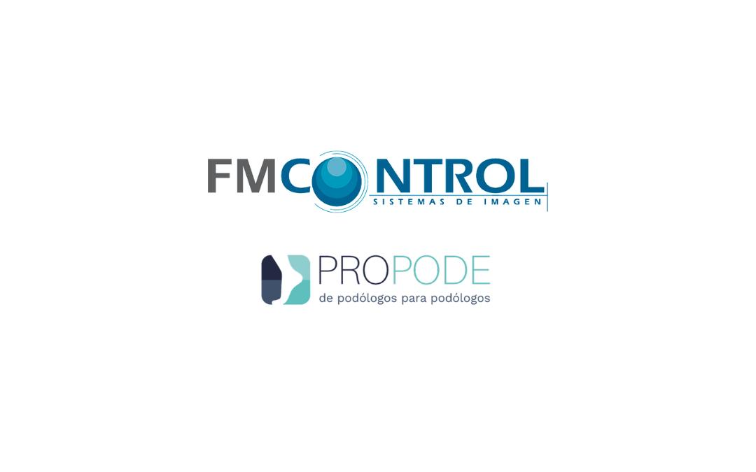 PROPODE firma un acuerdo con FM Control, la empresa de referencia en sistemas de fluoroscopia.